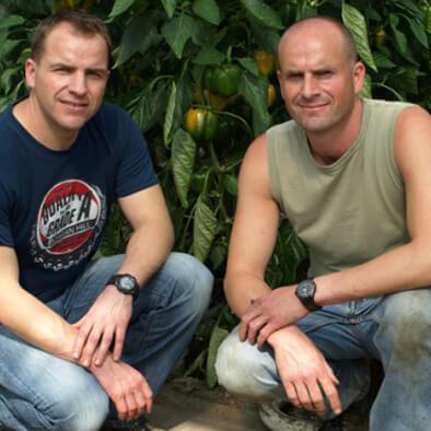 Matthijs en Antoine van Luijk